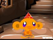 Monkey GO Happy Four Worlds 4: Счастливая обезьянка - Четыре мира