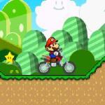 Mario Motocross Mania: Марио Мотокросс Мания