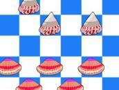Checkers in the Sea: Шашки в море