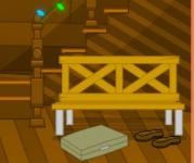 Escape Christmas Cabin: Рождество Хижина в побеге