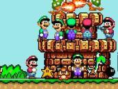 Make a Mario Scene: Сделать сцену Марио