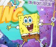 SpongeBob SquarePants Gone Fishing: Губка Боб - Игра на карте