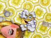 SpongeBob SquarePants Elbow Grease Scrub-Down: Губка Боб - Уборка