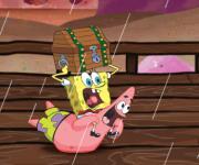SpongeBob SquarePants Dutchman's Deck Dash of Doom!: Губка Боб - Сундук-сокровище