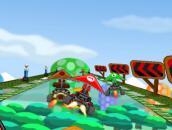 Mario Glider: Планер Марио