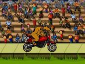 Scooby Doo Stunts Bike: Скуби-Ду: крутой байк