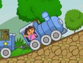 Dora Train Express Game: Даша-путешественница: Поезд-экспресс