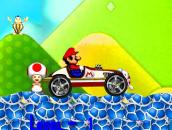 Mario Stunt Car: Машина Марио