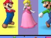Luigi's Colours Memory: Память цветов Луиджи