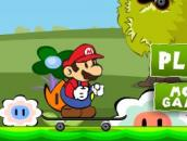 Mario Smart Skater: Умный конькобежец Марио