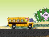 Spongebob School Bus: Губка Боб - Школьный автобус