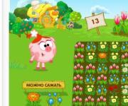 Смешарики: Веселый садовник