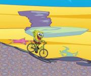 Spongebob Bike Ride: Спанч Боб: Гонка на байках