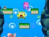 Spongebob Jump Match: Спанч Боб прыгает