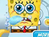 Spongebob Foot Doctor: Спанч Боб лечит ногу