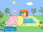 Peppa Pig Kick Up: Удержи cвинку Пеппу на весу