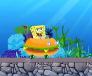 SpongeBob Burger Ride: Спанч Боб - автомобиль бургер