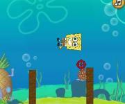 Spongebob Cannon Hamburger: Губка Боб - Кэннон Гамбургер