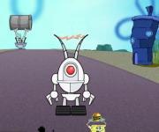 SpongeBob Bikini Bottom Blaster: Губка Боб - Взрыватель в Бикини Боттом