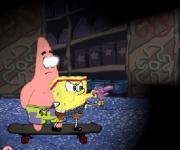 Spongebob Toy Barrel Peril: Губка Боб - Игрушка Баррель в опасности