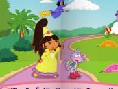 Dora Fairytale Fiesta: Даша-путешественница