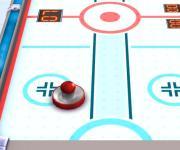 3D Air Hockey: Трёхмерный аэрохоккей