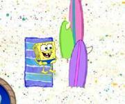 SpongeBob Hot Sand Hustle: Губка Боб - Горячий песок
