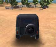 Russian UAZ Offroad Driving 3D: Русский УАЗ