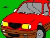 Coloring Cars - Transportation -1