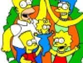 Симпсоны - раскраска