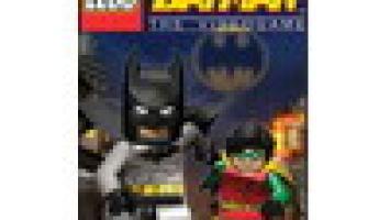 Новая игра из серии детского конструктора: Lego Batman