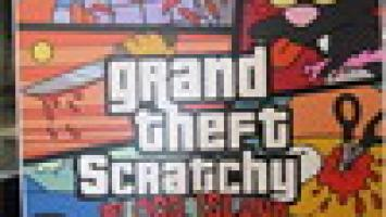 Rockstar против Grand Theft Scratchy