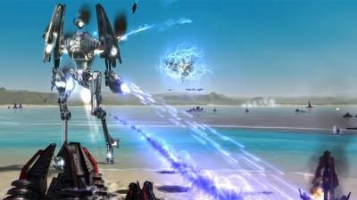 Supreme Commander: Forged Alliance. Дубль два