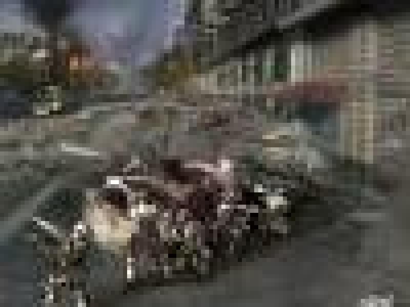 Tom Clancy's EndWar не боится соперничества с Gears of War 2