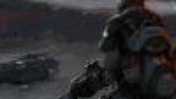 Концепт-арты из Halo 3: ODST