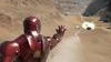 Sega анонсировала игру по фильму Iron Man 2