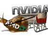 Успех AMD провоцирует спрос на продукцию NVIDIA