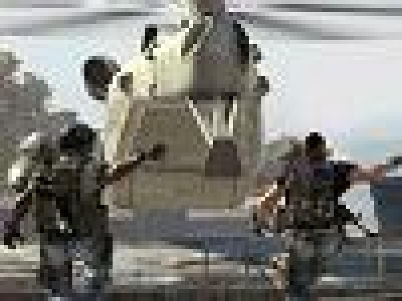 18 игроков – максимум в мультиплеере Call of Duty: Modern Warfare 2