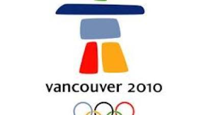 Vancouver 2010. Стою на асфальте, в лыжи обутый