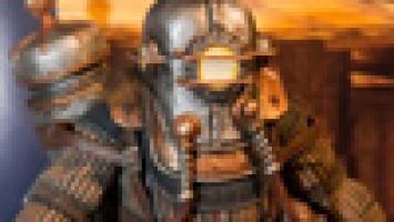 Персонажи BioShock и Gears of War превратились в игрушки