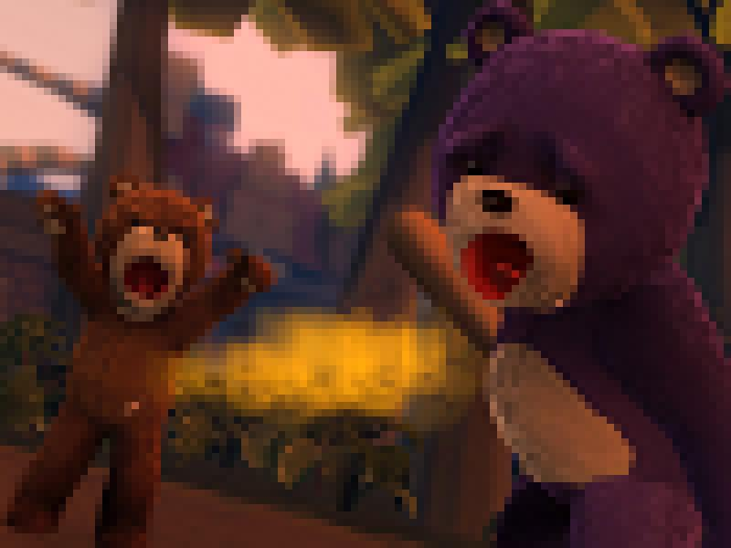 Naughty Bear поступит в продажу 8-го июня