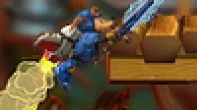 Rocket Knight покажется в магазинах в начале мая