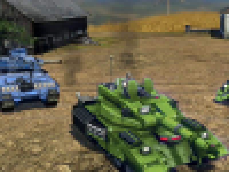 End of Nations – новая MMORTS от создателей Command & Conquer