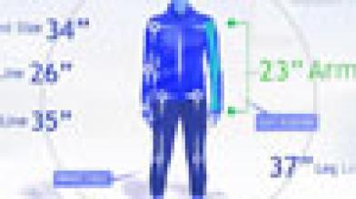 За вашей формой будет следить Kinect