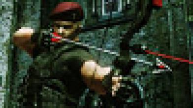 Resident Evil: Mercenaries 3D – новые подробности