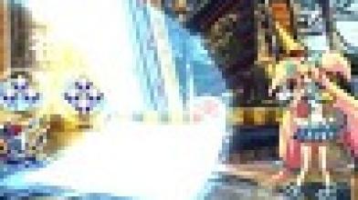 Весенний BlazBlue: Continuum Shift 2 для PSP