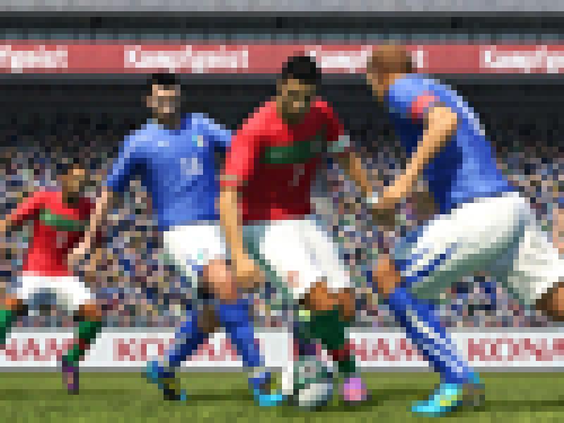 Konami готовит к выпуску небольшое дополнение к PES 2011