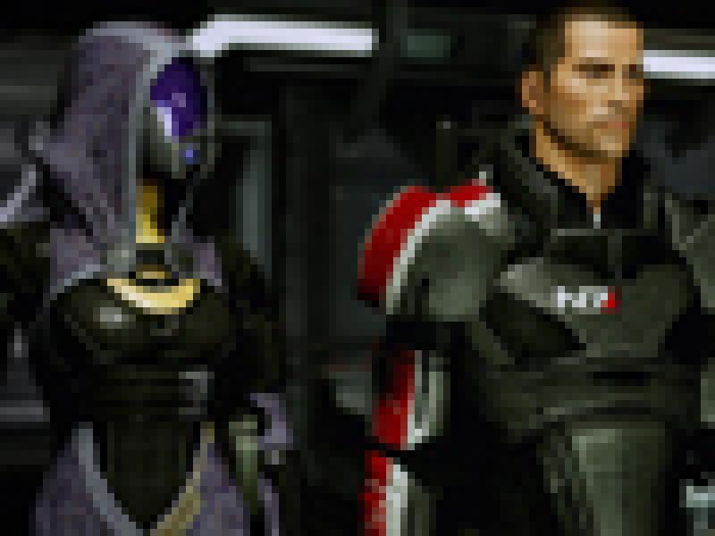 Новые подробности Mass Effect 3