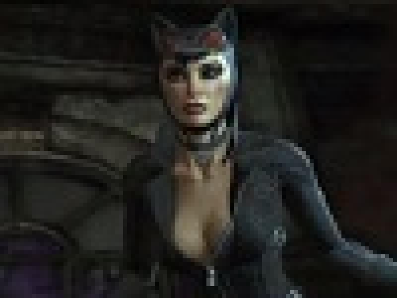 Кошачья жизнь в Batman: Arkham City