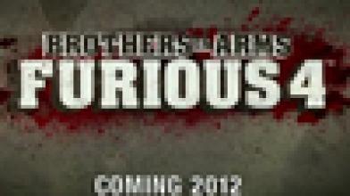 Анонс Furious 4. Новая веха в истории Brothers in Arms